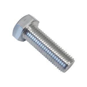 Skruer din 931/933 aluminium
